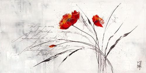 Reve fleurie IV von Isabelle Zacher-Finet