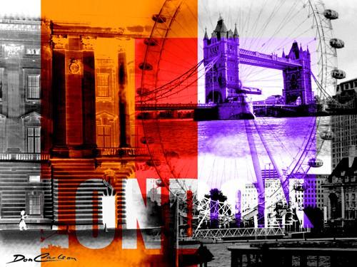 London von Don Carlson