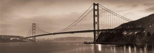 Golden Gate Bridge II von Alan Blaustein